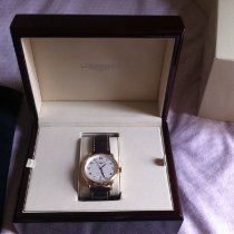 Longines Rose gold Automatic Silver new Master Collection