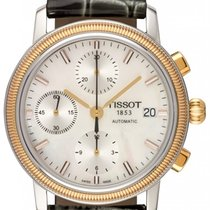 Tissot Bridgeport Or/Acier 37.7mm Nacre
