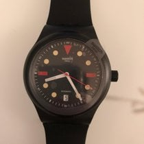 Swatch Plastic 42mm Automatic SUTZ406 new United States of America, New York, New York