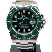 Rolex Submariner Date 116610LV Unworn Steel 40mm Automatic