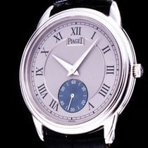 Piaget Platinum Manual winding 33mm pre-owned Gouverneur