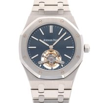 Audemars Piguet Royal Oak Tourbillon 26510ST.OO.1220ST.01 2019 pre-owned