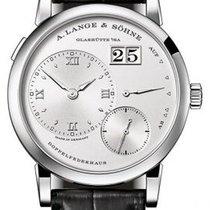 A. Lange & Söhne Lange 1 White gold 38.5mm Silver