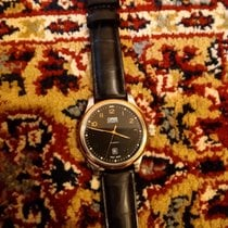 Oris Classic Gold/Steel 42mm Black Arabic numerals