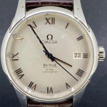 Omega De Ville Co-Axial 431.13.41.21.02.001 2007 rabljen