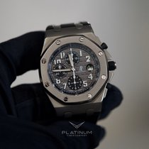 Audemars Piguet Royal Oak Offshore Chronograph Titan Brun