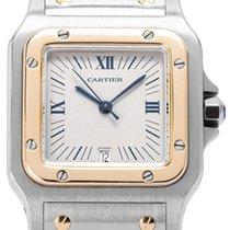 Cartier Santos Galbée W20023C4 187901 1994 gebraucht
