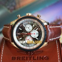 Breitling Chrono-matic Limited Edition 49mm 18k Rose Gold