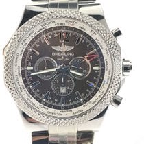 Breitling Bentley GMT A47362 pre-owned