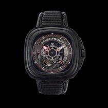 Sevenfriday P3-1 nowość 2020 Automatyczny Zegarek z oryginalnym pudełkiem i oryginalnymi dokumentami SF-P3B/01