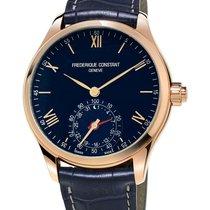 Frederique Constant Horological Smartwatch FC-285N5B4 Frederique Constant SMARtWATCH Acciaio Rosa Blu nouveau
