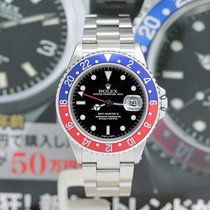 Rolex GMT Master II  Stahl Ref:16710 - Rolex Box