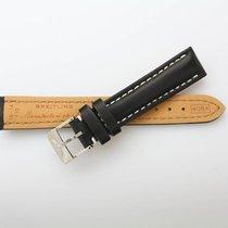 Breitling Kalb-Lederband 16-14 Original mit Dornschließe