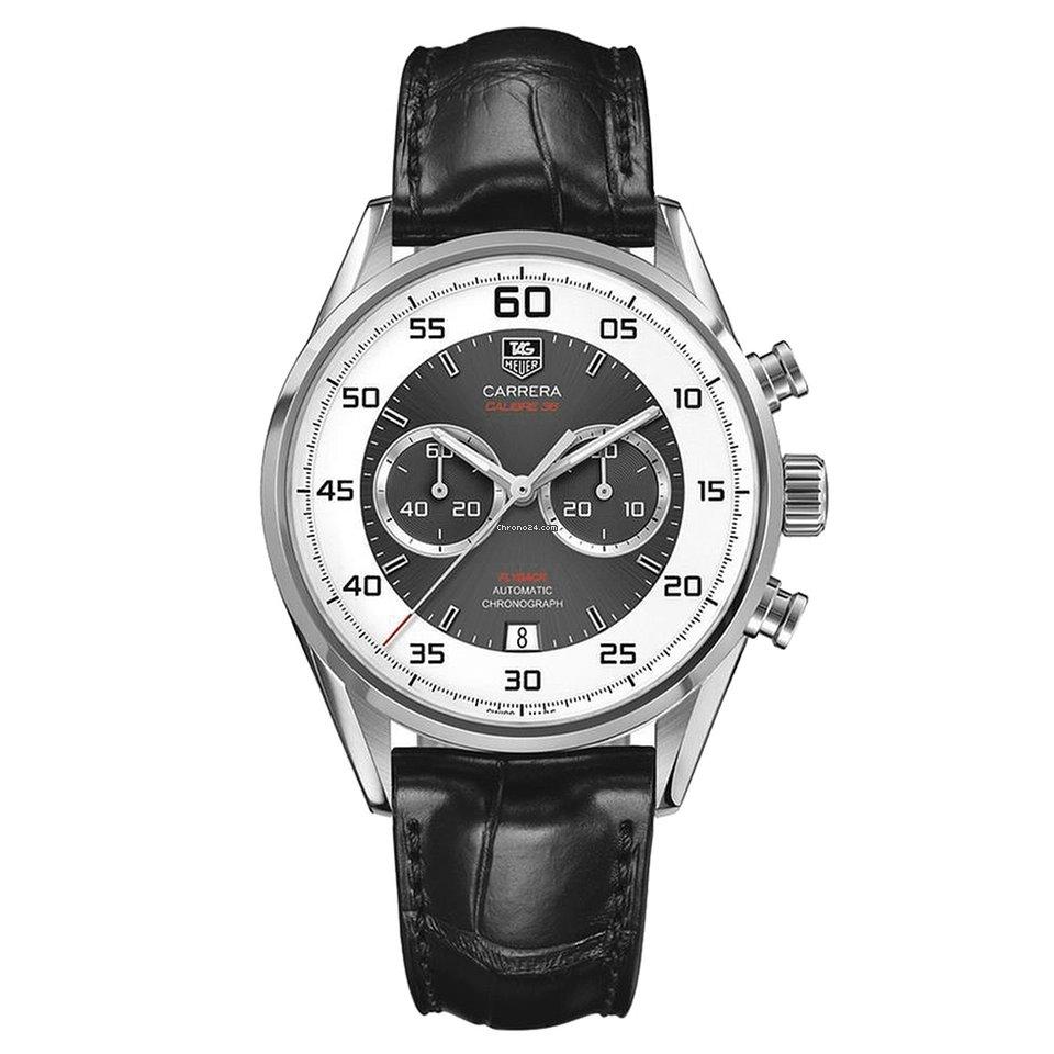 b56b28027d7 Comprar relógio TAG Heuer Carrera Calibre 36