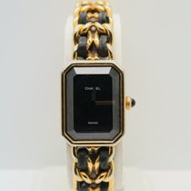 Chanel Premiere Gold Plated