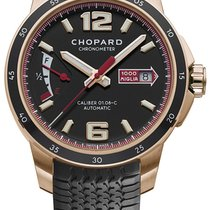 Chopard Mille Miglia 161296-5001 New Rose gold 43mm Automatic