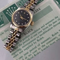 Rolex Oyster Perpetual 18k Yellow Gold/Steel Ladies Model...