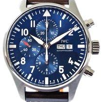 IWC Pilot Chronograph IW377714 2020 nuevo