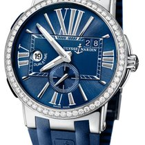 Ulysse Nardin Executive Dual Time 243-00B-3/43 новые