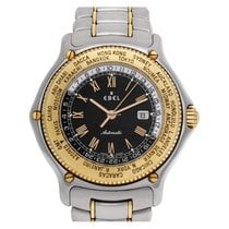 Ebel Gold/Steel Automatic 1124915 pre-owned