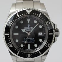 Rolex Sea-Dweller Deepsea from 2012 complete with box and papers