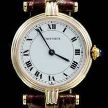 Cartier Trinity occasion 24mm Or jaune