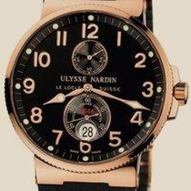 Ulysse Nardin Marine Chronometer 41mm gebraucht 41mm Roségold