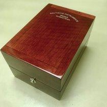 Mühle Glashütte Uhrenbox Box Uhrenschachtel