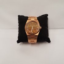 Michael Kors Channing Tigers Eye Brown Dial Stainless Steel...