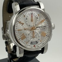 Montblanc Star Meisterstuck Chronograph Gold Index FullSet...