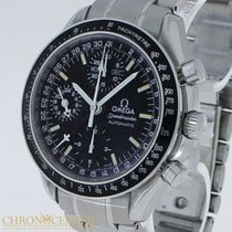 Omega 3520.50 Steel Speedmaster Day Date 39mm