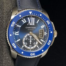 Cartier Calibre de Cartier Diver ny 42mm Stål