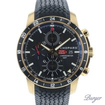 Chopard Mille Miglia Or rose 46mm Noir Arabes
