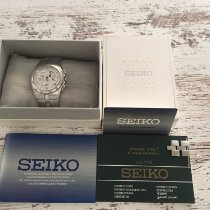 Seiko Arctura Staal 41mm