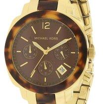 Michael Kors Chronograph 40mm Quartz new Brown