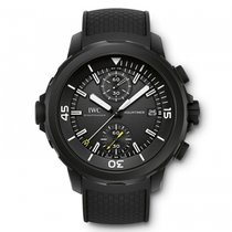 IWC Aquatimer Chronograph Steel 45mm Black United States of America, Florida, Miami