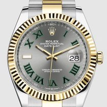 Rolex 126333 Gold/Steel 2019 Datejust 41mm new United States of America, New Jersey, Totowa