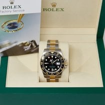 Rolex 116713LN Gold/Steel 2007 GMT-Master II 40mm pre-owned United States of America, California, Los Angeles