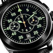 Poljot 3133/01761170S Poljot Chronograph 3133 Pilot watch Aviation 2018 new