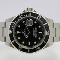 Rolex 16610 Staal 2004 Submariner Date 40mm tweedehands Nederland, Rijnsburg