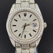 Rolex Datejust 126300 New Steel 41mm Automatic