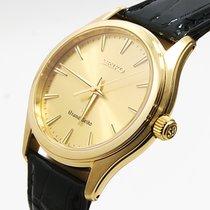 Seiko Grand Seiko Жёлтое золото 35mm