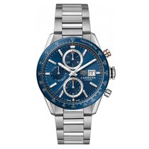 TAG Heuer Carrera Calibre 16 Steel 41mm Blue Australia, Melbourne