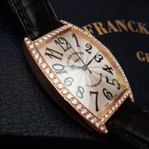 Franck Muller Rose gold 36mm Automatic 2852SCDP new