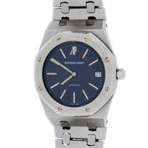 Audemars Piguet pre-owned Automatic 39mm Grey Sapphire Glass