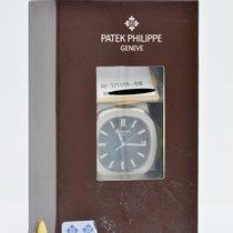 Patek Philippe Nautilus Acciaio 40mm Blu Senza numeri Italia, Pisa