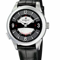 Perrelet Steel 42mm Automatic A1038-1 new United States of America, Florida, Sarasota
