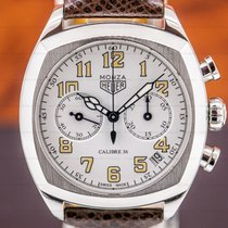 TAG Heuer Monza Steel 40mm White Arabic numerals United States of America, Massachusetts, Boston