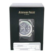 Audemars Piguet Royal Oak Offshore Chronograph Сталь 42mm Синий Без цифр