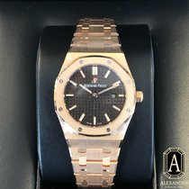 Audemars Piguet Rose gold 33mm Quartz 67650OR.OO.1261OR.01 new